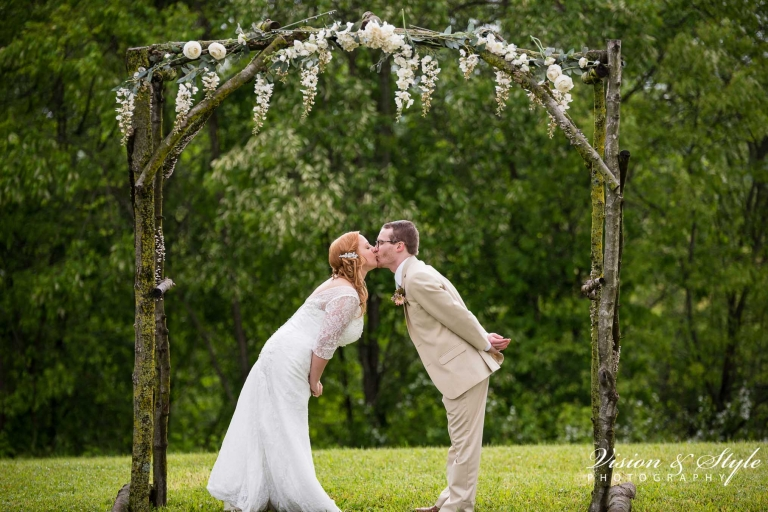 Hocking Hills Wedding At The Heart Of The Country Event