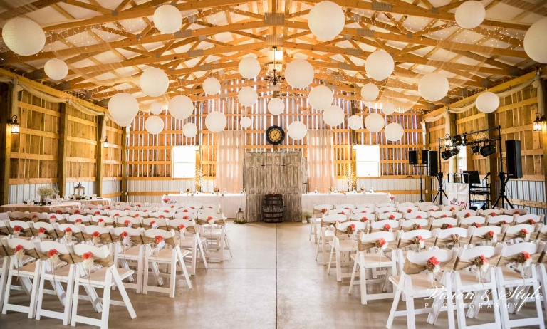 Hocking Hills Wedding Venue